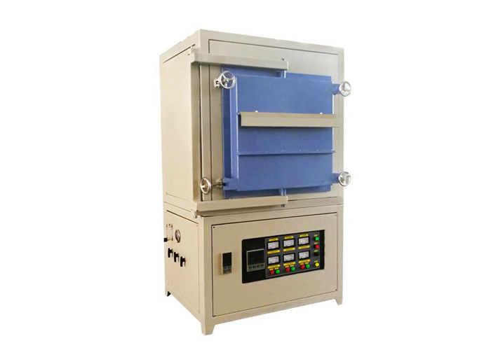Pre Vacuum Controlled Atmosphere Furnace , Multi Layer Argon Atmosphere Furnace