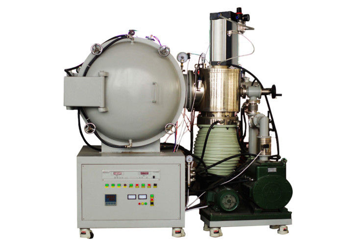 Silver / Copper / Nickel Base Vacuum Brazing Furnace Sintering For Ag / Cr / Ni